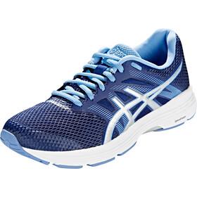 asics Gel-Exalt 5 Shoes Women Indigo Blue/Silver